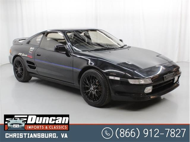 1993 Toyota MR2 (CC-1463533) for sale in Christiansburg, Virginia