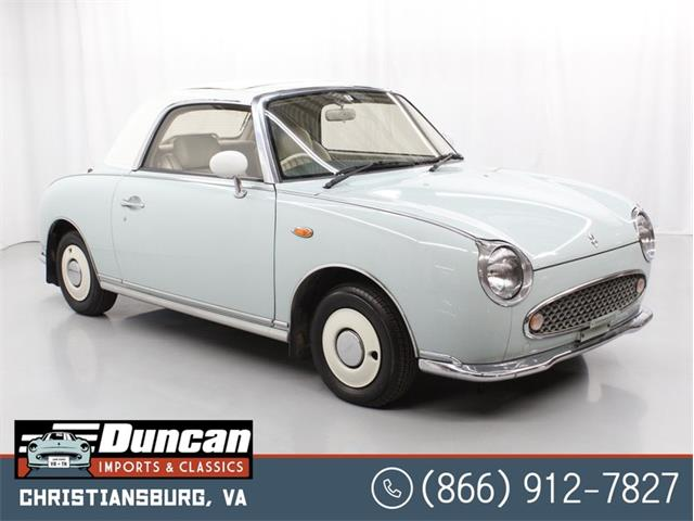 1991 Nissan Figaro (CC-1463534) for sale in Christiansburg, Virginia