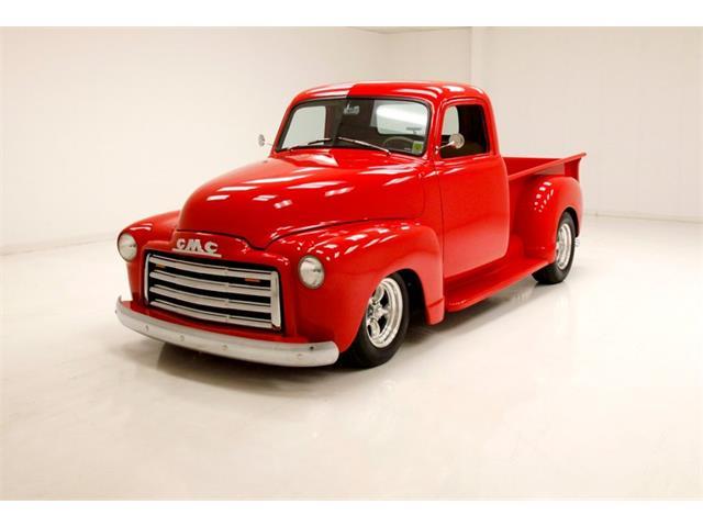 1952 GMC Pickup (CC-1463539) for sale in Morgantown, Pennsylvania