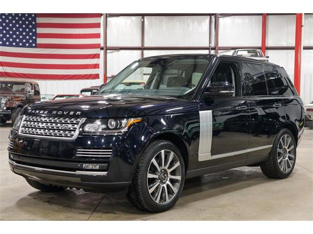 2014 Land Rover Range Rover (CC-1463541) for sale in Kentwood, Michigan