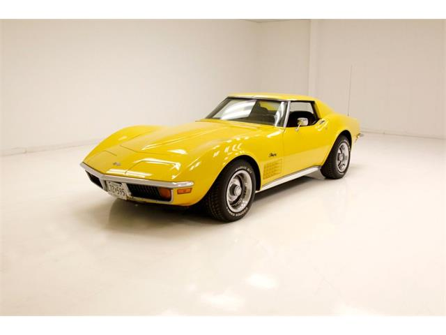 1972 Chevrolet Corvette (CC-1463546) for sale in Morgantown, Pennsylvania