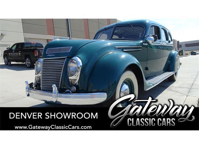 1937 Chrysler Airflow (CC-1463551) for sale in O'Fallon, Illinois