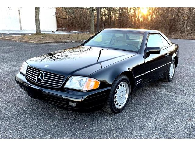 1996 Mercedes-Benz SL-Class (CC-1463556) for sale in Stratford, New Jersey