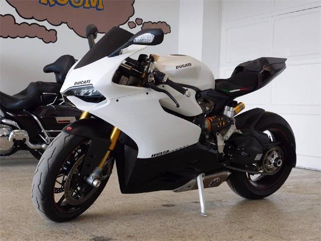 2012 Ducati Motorcycle (CC-1463560) for sale in Hamburg, New York