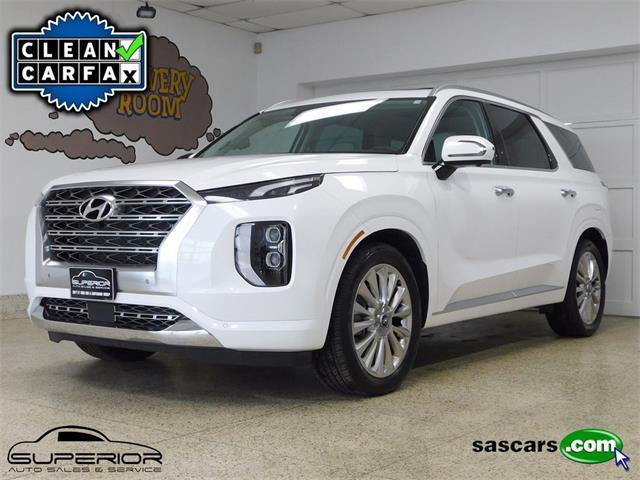 2020 Hyundai Palisade (CC-1463573) for sale in Hamburg, New York