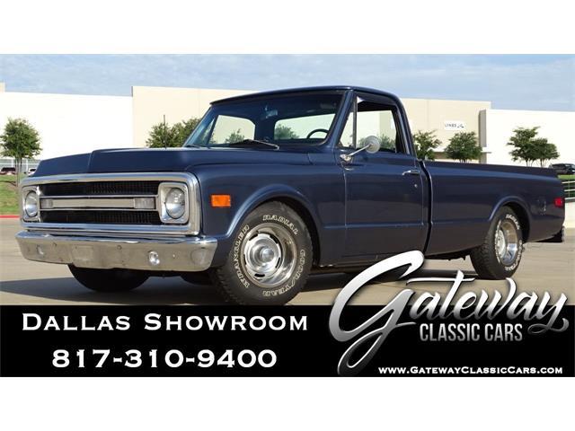 1970 Chevrolet C10 (CC-1463574) for sale in O'Fallon, Illinois