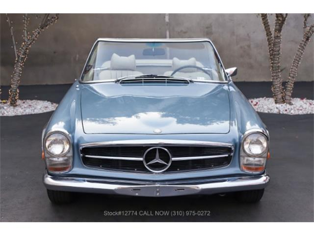 1968 Mercedes-Benz 250SL (CC-1463583) for sale in Beverly Hills, California