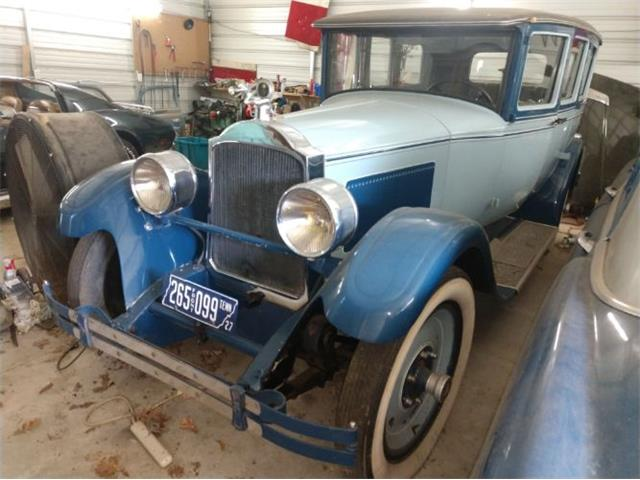 1927 Packard 4-26 (CC-1463587) for sale in Cadillac, Michigan