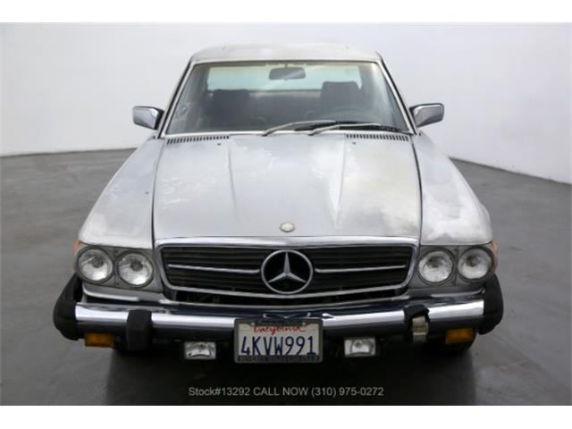 1980 Mercedes-Benz SLC (CC-1463588) for sale in Beverly Hills, California
