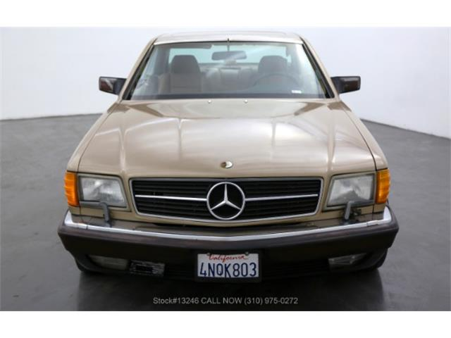1986 Mercedes-Benz 560SE (CC-1463592) for sale in Beverly Hills, California
