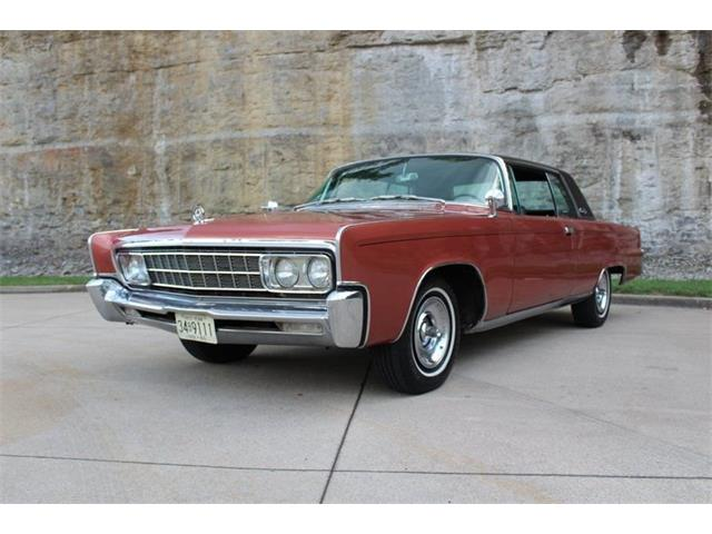 1966 Chrysler Imperial (CC-1463594) for sale in Greensboro, North Carolina