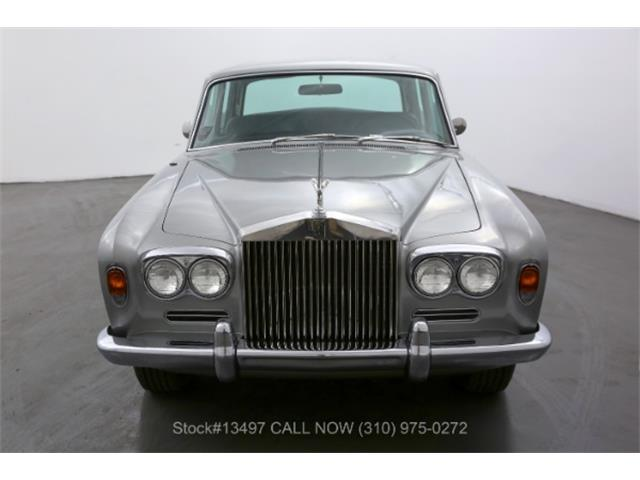 1968 Rolls-Royce Silver Shadow (CC-1463599) for sale in Beverly Hills, California