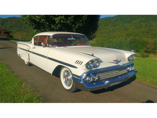 1958 Chevrolet Impala (CC-1463600) for sale in Greensboro, North Carolina