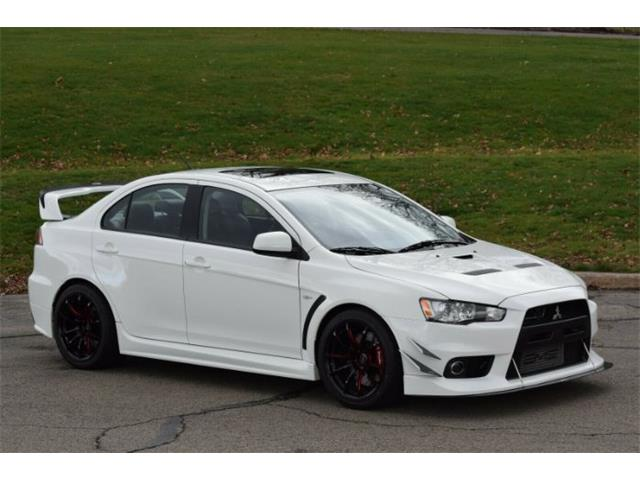 2014 Mitsubishi Lancer (CC-1463606) for sale in Cadillac, Michigan