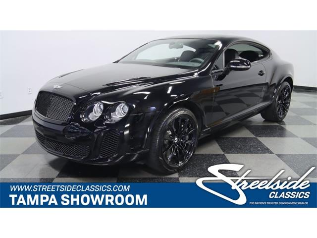 2011 Bentley Continental (CC-1463612) for sale in Lutz, Florida