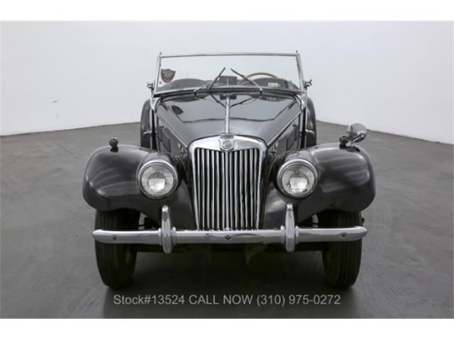 1954 MG TF (CC-1463615) for sale in Beverly Hills, California