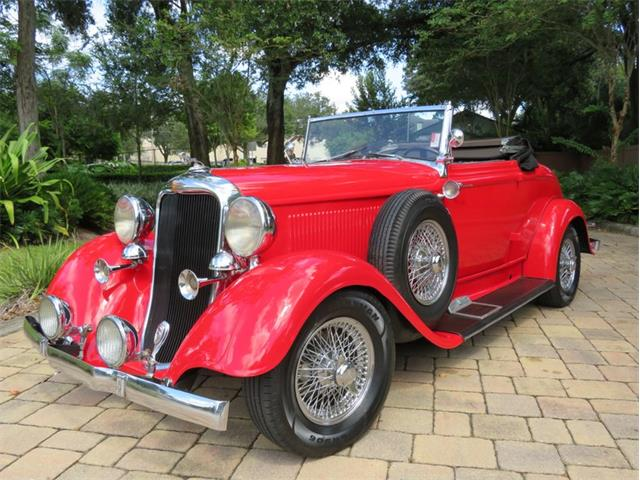 1933 Dodge Antique (CC-1463621) for sale in Greensboro, North Carolina
