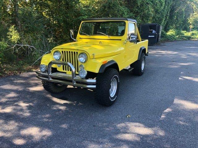 1981 Jeep CJ8 (CC-1463624) for sale in Greensboro, North Carolina