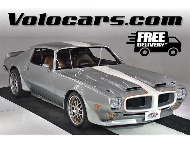 1973 Pontiac Firebird (CC-1463625) for sale in Volo, Illinois