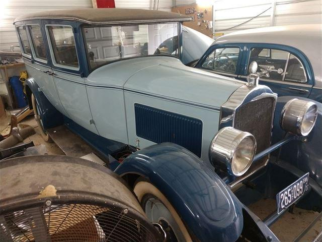 1927 Packard 4-26 (CC-1463626) for sale in Cadillac, Michigan