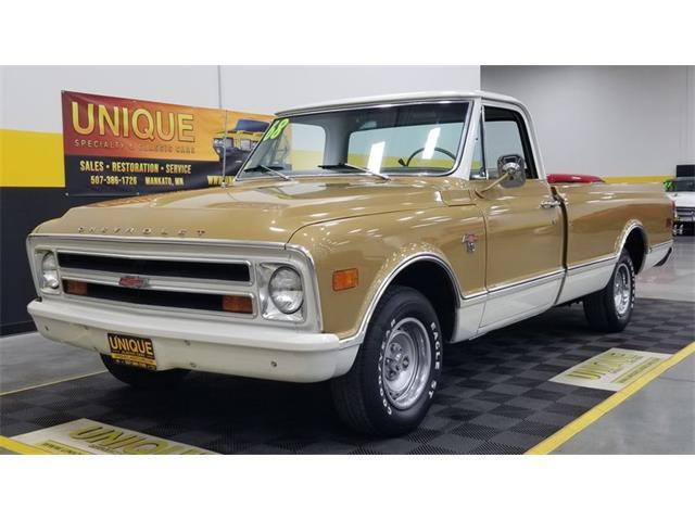 1968 Chevrolet C10 (CC-1463627) for sale in Mankato, Minnesota