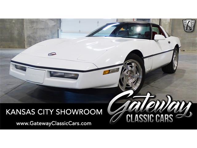 1990 Chevrolet Corvette (CC-1463628) for sale in O'Fallon, Illinois