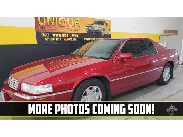 2001 Cadillac Eldorado (CC-1463634) for sale in Mankato, Minnesota