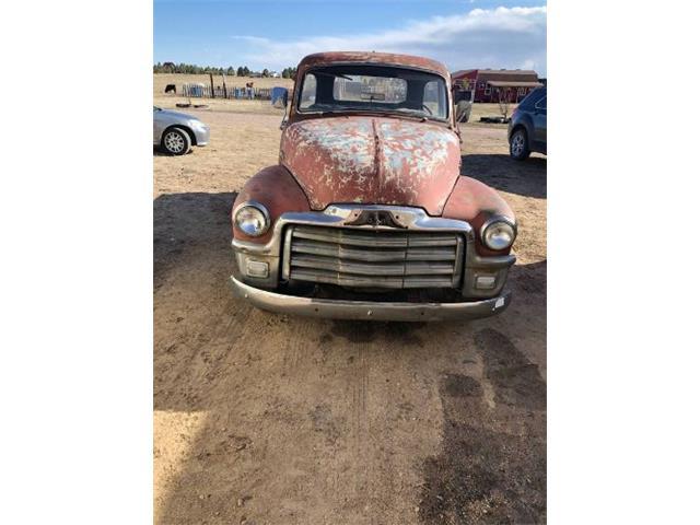 1955 GMC 100 (CC-1463647) for sale in Cadillac, Michigan