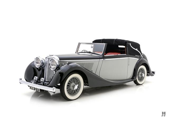 1938 Jaguar SS 2 1/2 Litre Drophead (CC-1463660) for sale in Saint Louis, Missouri