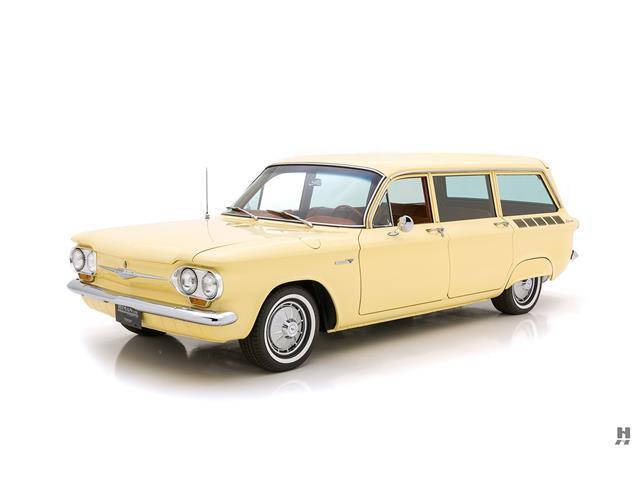 1961 Chevrolet Corvair (CC-1463665) for sale in Saint Louis, Missouri