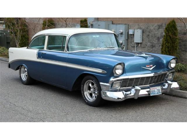1956 Chevrolet Bel Air (CC-1463671) for sale in Cadillac, Michigan