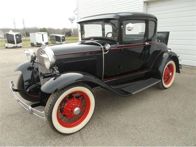 1930 Ford Model A (CC-1463673) for sale in Cadillac, Michigan