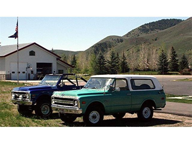 1970 Chevrolet Blazer (CC-1463680) for sale in Cadillac, Michigan