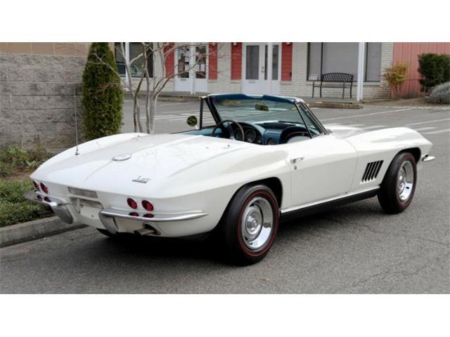 1967 Chevrolet Corvette (CC-1463682) for sale in Cadillac, Michigan