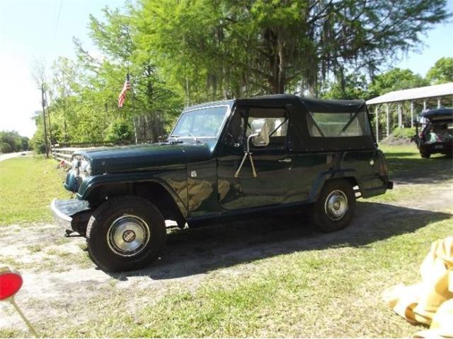 1969 Jeep Commando (CC-1463688) for sale in Cadillac, Michigan