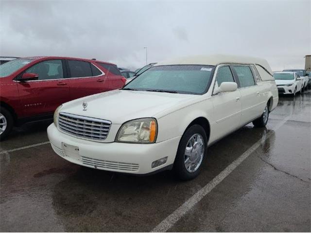 2005 Cadillac DeVille (CC-1463694) for sale in Cadillac, Michigan
