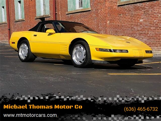 1992 Chevrolet Corvette (CC-1460037) for sale in Saint Charles, Missouri