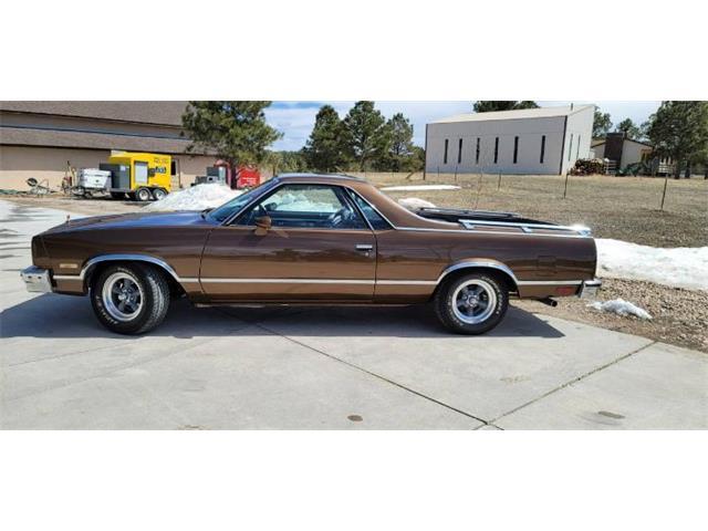 1983 Chevrolet El Camino (CC-1463705) for sale in Cadillac, Michigan