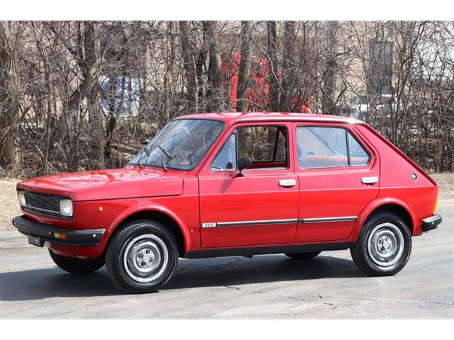 1979 Fiat 127 (CC-1463706) for sale in Alsip, Illinois