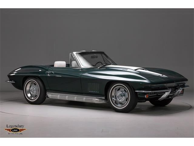 1967 Chevrolet Corvette (CC-1460371) for sale in Halton Hills, Ontario
