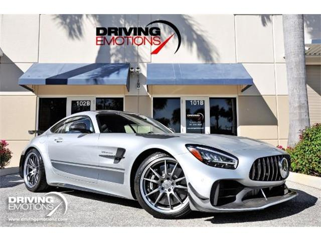 2020 Mercedes-Benz AMG (CC-1463711) for sale in West Palm Beach, Florida
