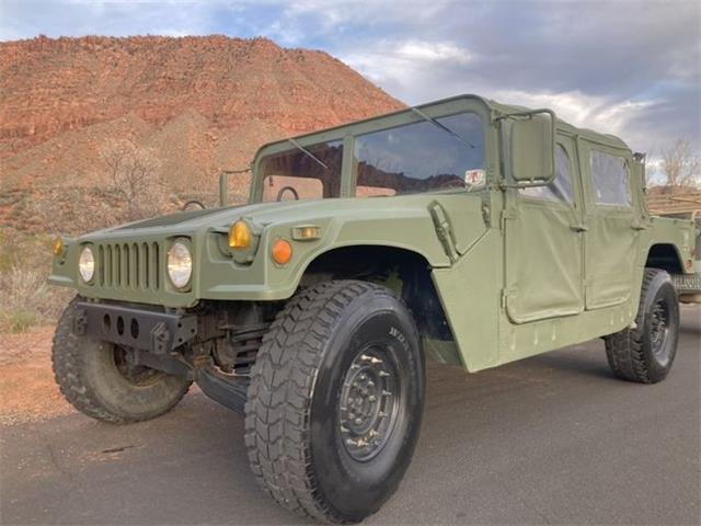 1985 AM General Hummer (CC-1463717) for sale in Cadillac, Michigan