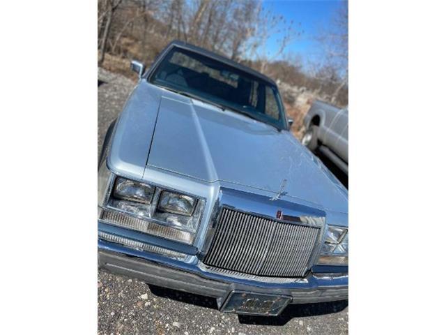 1985 Lincoln Continental (CC-1463720) for sale in Cadillac, Michigan