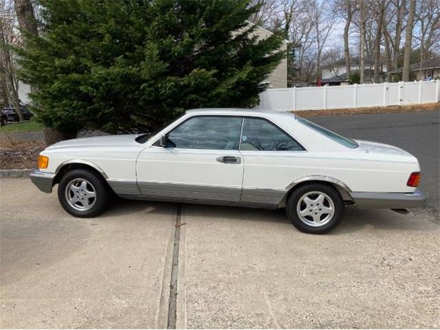 1983 Mercedes-Benz 380SEC (CC-1463721) for sale in Cadillac, Michigan
