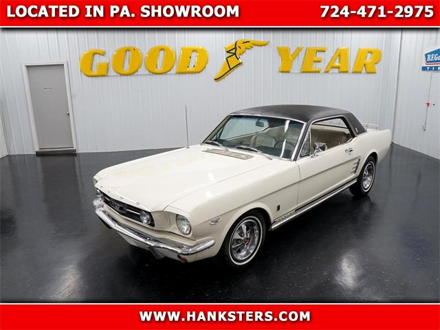 1966 Ford Mustang (CC-1463725) for sale in Homer City, Pennsylvania