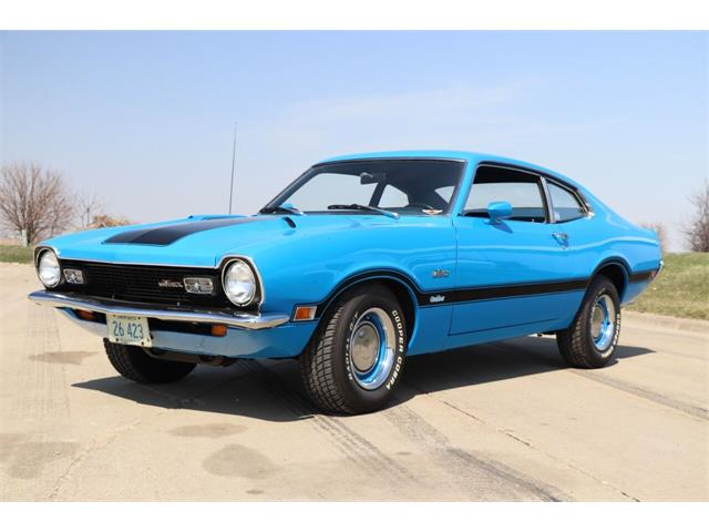 1972 Ford Maverick (CC-1463728) for sale in Clarence, Iowa