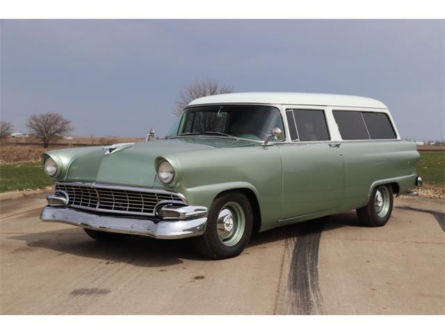 1956 Ford Ranch Wagon (CC-1463736) for sale in Clarence, Iowa