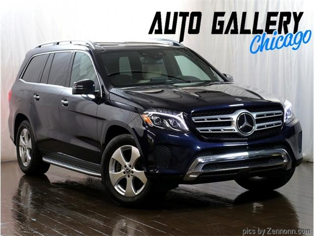 2018 Mercedes-Benz GLS-Class (CC-1460374) for sale in Addison, Illinois