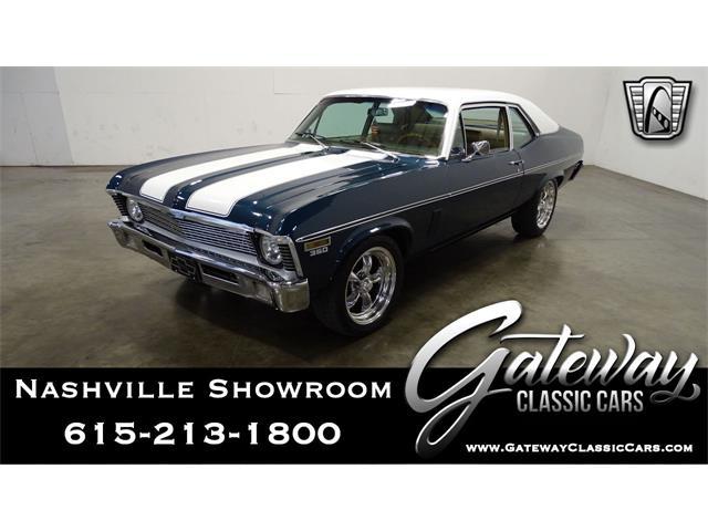 1970 Chevrolet Nova (CC-1463742) for sale in O'Fallon, Illinois