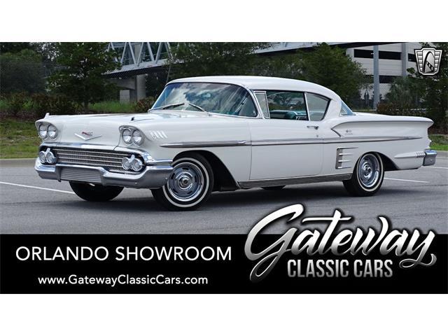 1958 Chevrolet Impala (CC-1463747) for sale in O'Fallon, Illinois